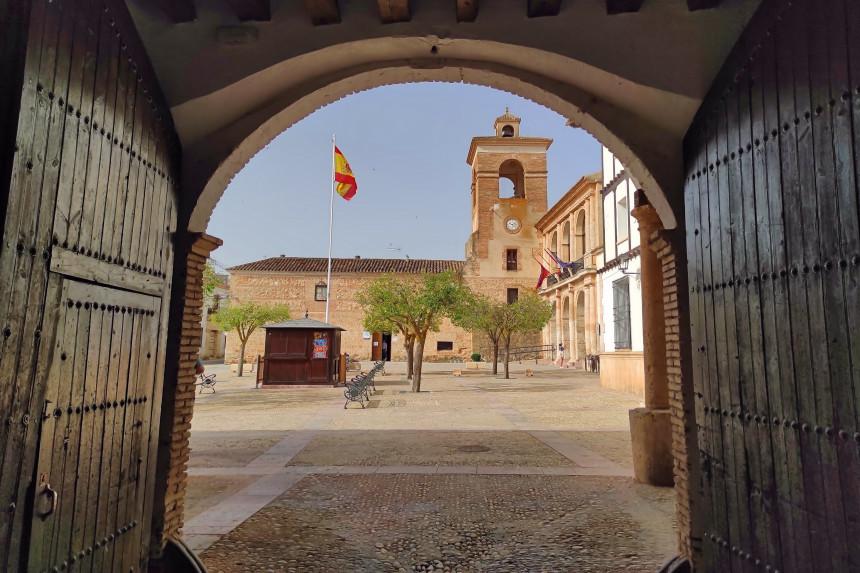Poblaciones con encanto en La Manchuela
