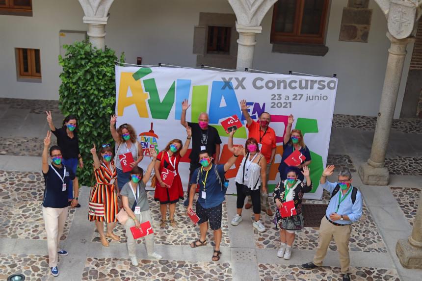 XX certamen de Ávila en Tapas