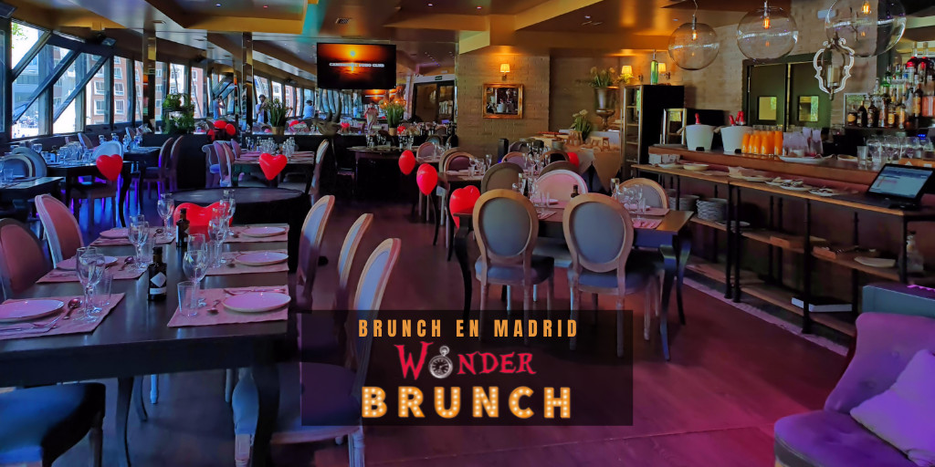 Brunch en Madrid - Wonder Brunch de Soho Club